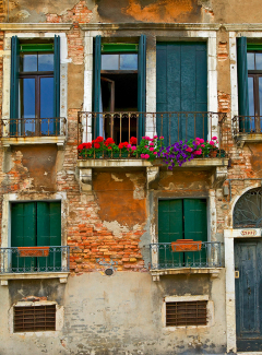 Venice Beauty of Age