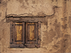 Taos Kit Carson's Window