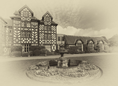 Gregynog Manor 1 Antique
