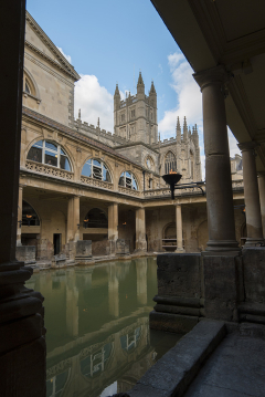 Bath Roman Baths 2