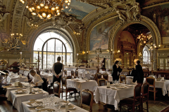 Paris Train Station Restaurant