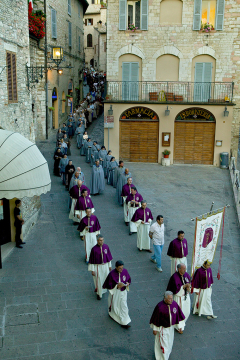 Assisi Procession