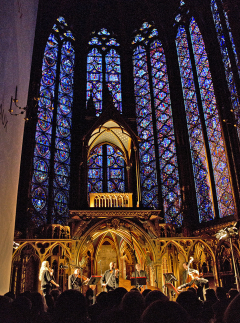 Paris Saint Chappelle