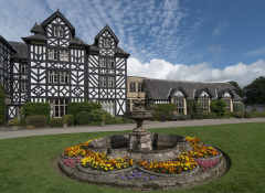 Gregynog Manor 1